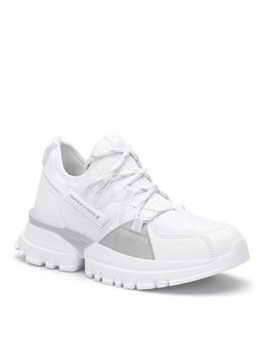 Dark Seer Ds3.5189 Sneaker 2021 Kadın Beyaz